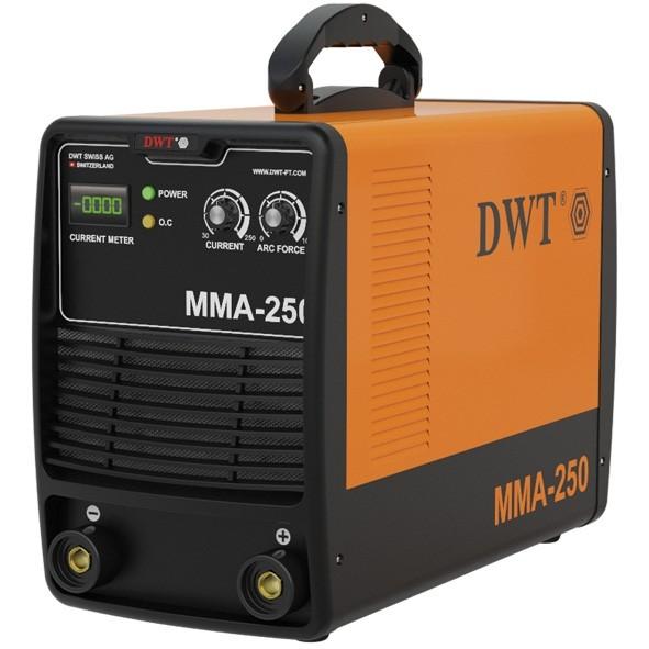 Spawarka inwertorowa DWT MMA - 250 DC MMA