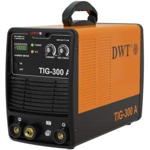 Spawarka inwertorowa DWT TIG - 300S DC