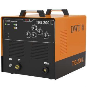 Spawarka inwertorowa DWT TIG - 200L AC/DC