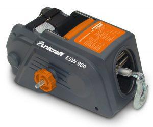Elektryczna wciągarka przeciągarka linowa UNICRAFT ESW 900 12V