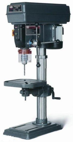 Wiertarka kolumnowa stołowa z laserem wariator PROMA E - 1516 BVL 400V