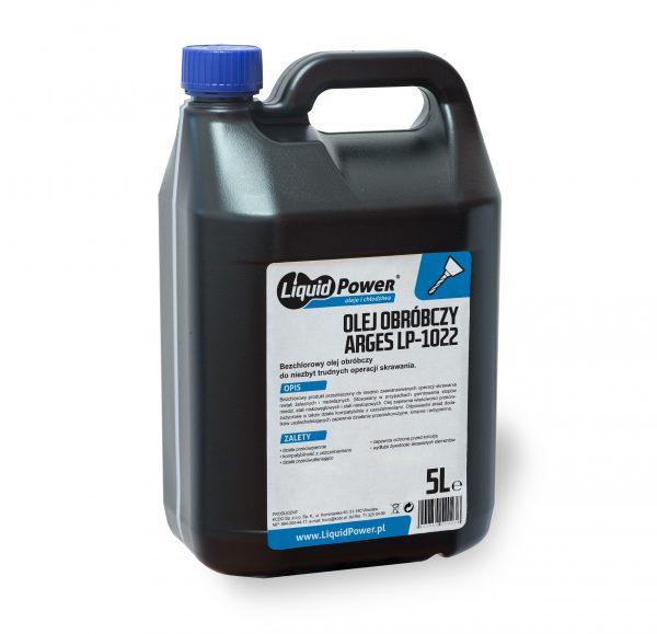 Olej obróbczy chłodziwo LIQUID POWER ARGES LP-1022 5L