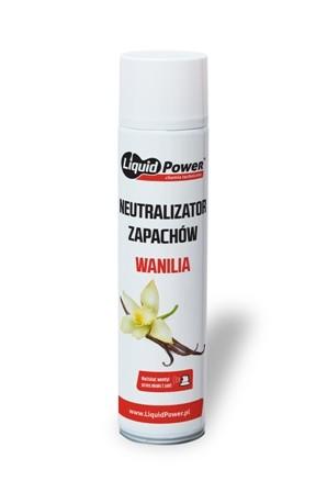 Neutralizator zapachów odświerzacz przemysłowy wanilia aerozol LIQUID POWER 600 ml