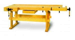 Stół warsztatowy z drewna bukowego PROMA PTH-2100NB