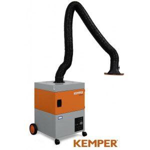 Mobilne urządzenie filtrujące Kemper ProfiMaster z jednym ramieniem 2m