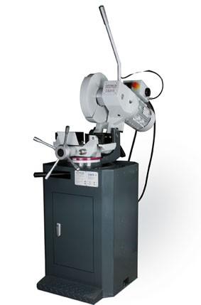 Pilarka piła tarczowa przecinarka do metalu stali tworzyw z chłodzeniem OPTIMUM OPTI CS 315 400V