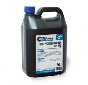 Olej przekładniowy LIQUID POWER EP-220 5L