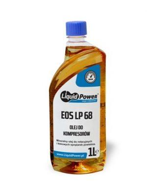 Olej do kompresora sprężarki LIQUID POWER EOS LP-68 1L