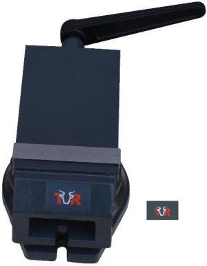 Imadło maszynowe żeliwne obrotowe TUR MAT PROFESSIONAL QHL 100