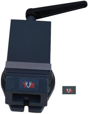 Imadło maszynowe żeliwne obrotowe TUR MAT PROFESSIONAL QHL 125