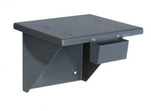 Półka ścienna do szlifierek dwutarczowych stołowych OPTIMUM QUANTUM
