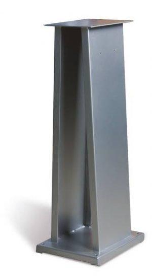 Podstawa postument do szlifierek dwutarczowych stołowych taśmowo-tarczowych OPTIMUM