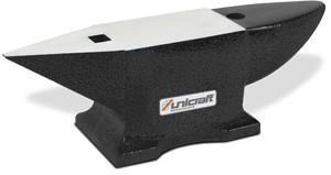 Kowadło warsztatowe ze specjalnego stopu hartowane UNICRAFT 100 KG