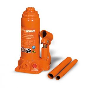Podnośniki hydrauliczne słupowe słupkowe butelkowe