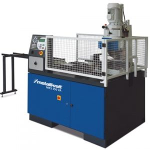 Automatyczna piła tarczowa przecinarka do metalu ze sterownikiem CNC Metallkraft MKS 350 VA