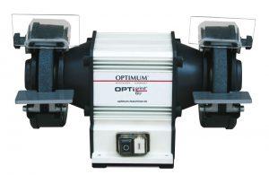 Szlifierka stołowa dwutarczowa OPTIMUM GU 18 175 mm