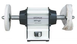 Szlifierka polerka do powierzchni metalowych metalu OPTIMUM GU 20P