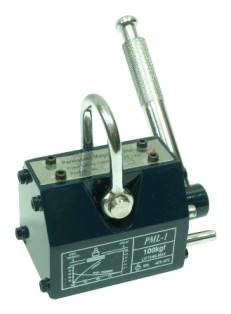 Podnośnik magentyczny chwytak magnetyczny WASTA INDUSTRIAL PML 4 400 kg