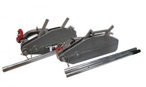 Wciągarka wyciągarka ręczna linowa wciągnik UNICRAFT USZ 1600 kg
