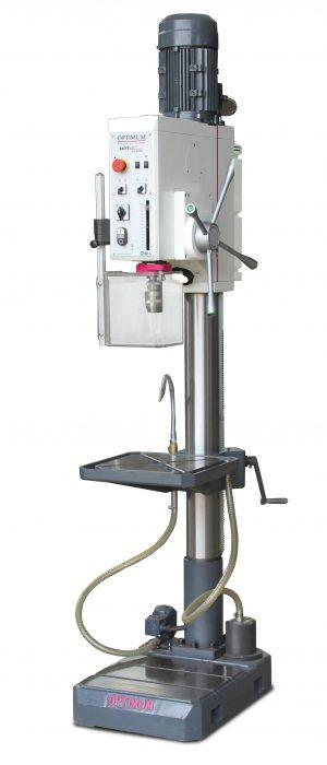 Wiertarka kolumnowa słupowa z automatycznym posuwem wrzeciona OPTIMUM DH 32GS
