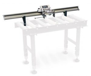Elektroniczny system pomiaru długości odległości do podajników rolkowych OPTIMUM LMS 10 1000mm