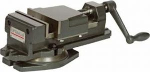 Precyzyjne imadło maszynowe do wiertarki frezarki OPTIMUM FMS 150