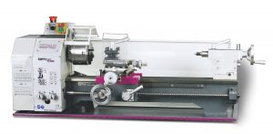 Tokarka tokarnia do metalu OPTIMUM OPTIturn TU 2506(230V) 550 mm