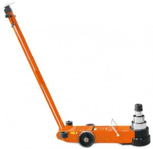 Podnośnik samochodowy warsztatowy pneumatyczno-hydrauliczny UNICRAFT WWH 60000 PH 60TON