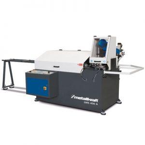 Automatyczna piła przecinarka do metali lekkich aluminium METALLKRAFT LMS 400A