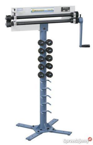 Żłobiarka rowkarka rowkowarka wyoblarka ręczna uniwersalna BERNARDO SM 470 0,8 mm