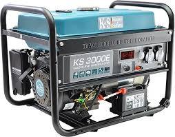 Agregaty prądotwórcze generatory prądu jednofazowe 230V