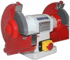 Profesjonalna szlifierka stołowa dwutarczowa PROMA PROFI seria z aluminium S/200M 200 mm