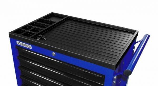 Wózek narzędziowy warsztatowy EXPRO z 7 szufladami