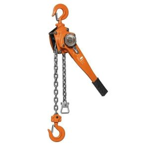 Wciągarka łańcuchowa ręczna hakowa UNICRAFT HZ 751 750 kg