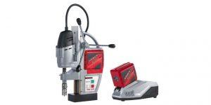 Profesjonalna wiertarka magnetyczna ze stopą magnetyczną akumulatorowa - VERTICAL EBM.360 17000N