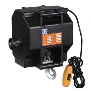 Elektryczna wciągarka linowa z przyłączem 12V UNICRAFT ESW 1360 kg